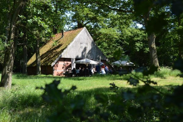Erve Beverborg Trouwen In Het Bos Paviljoen Lutterzand